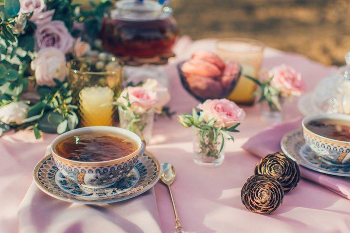 Чайная сервировка