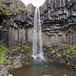 Перевернутый водопад