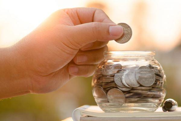 Монеты в копилке