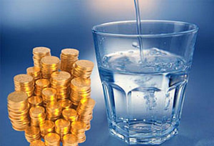Деньги и вода