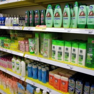 недорогие шампуни