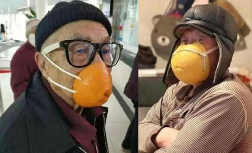 Апельсиновая кожура на лице азиатов