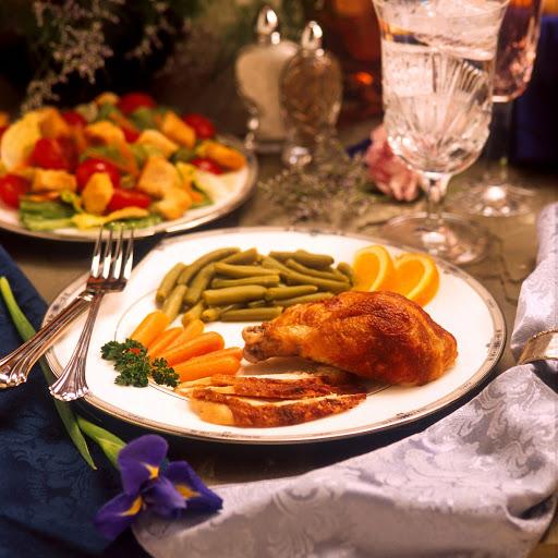 Ресторанное блюдо