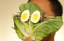 Съедобная маска от коронавируса