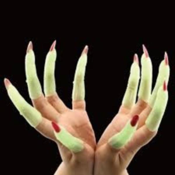 Ведьмины пальцы