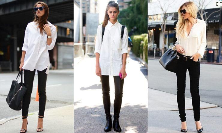 Образы с обтягивающими джинсами