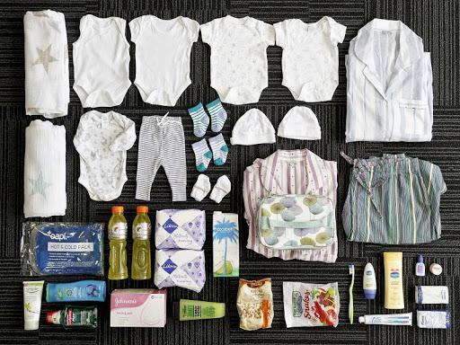 Набор для мамы и новорожденного малыша