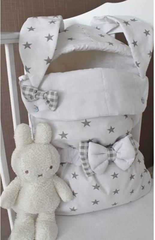 Конверт для новорожденного и игрушечка