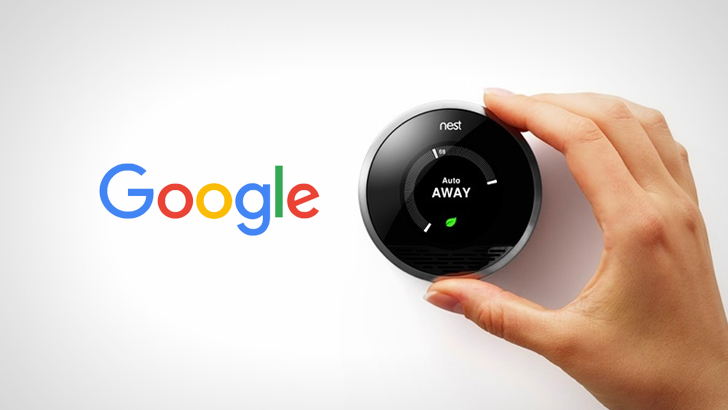 Google и рука с регулятором