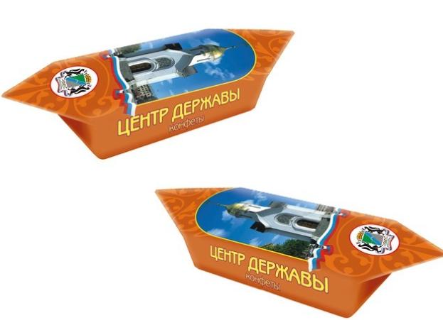 "Вафельные конфеты ""Центр Державы"""