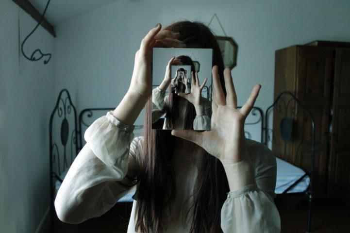 Отражение в отражении