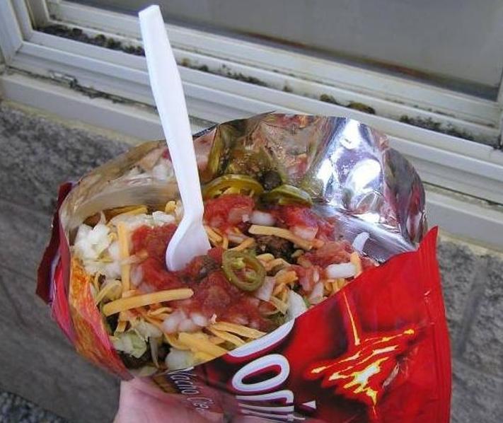 Еда в пакете