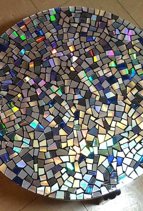 Столешница с мозаикой