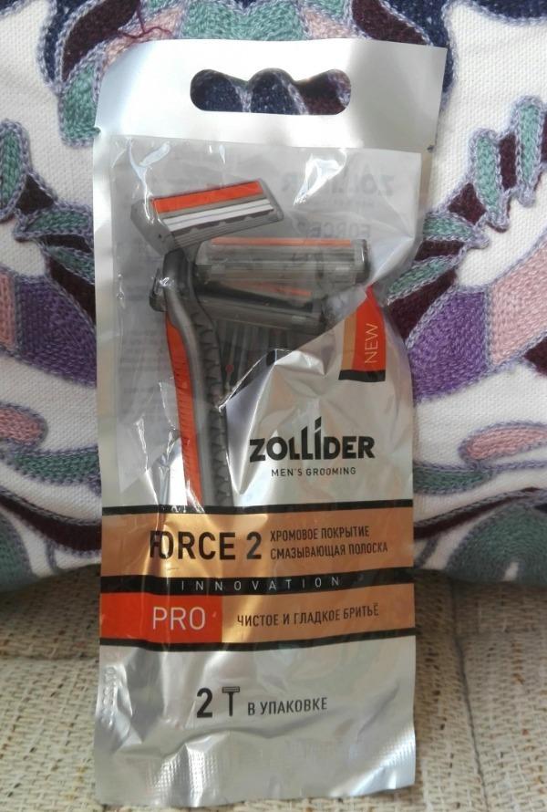Бритвенные станки Zollider Force 2 PRO