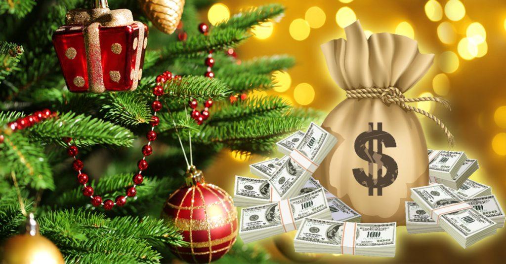 Деньги и новый год
