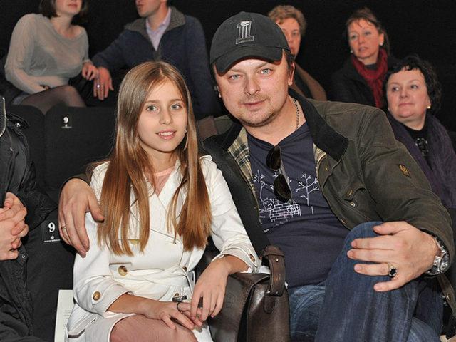 Руслан Евдокименко с дочерью