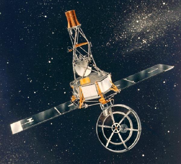 Межпланетный беспилотник Маринер 1