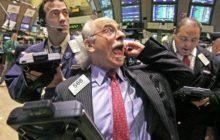 Брокерская паника на бирже