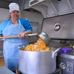 Больничная кухня в РФ
