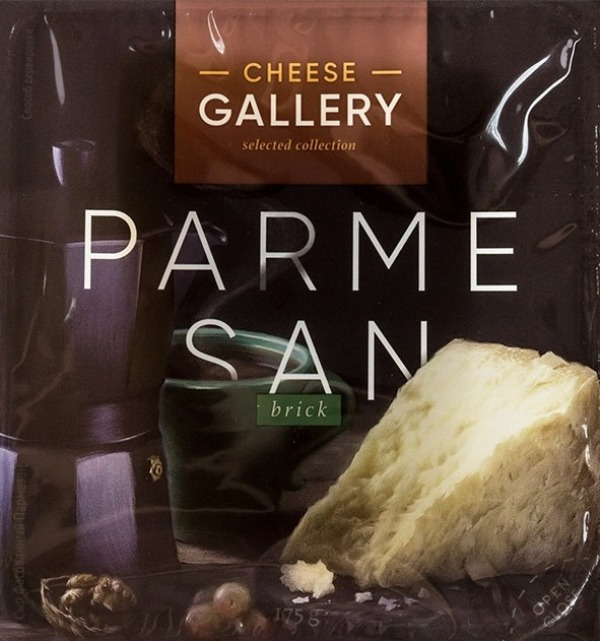 "Пармезан Cheese Gallery ""R"""