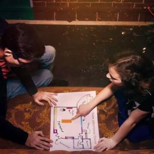 Как организовать квест для детей дома